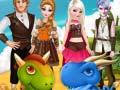 Oyunu Disney Couple And Dragons