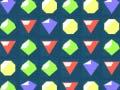 Oyunu Flat Jewels match 3