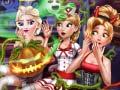 Ігра Scary Cabin Halloween