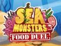 ゲームSea Monster Food Duel