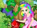 ゲームPrincess juliet garden trouble