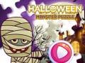 Ігра Halloween Monster Puzzle