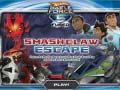 Hra Battle Force 5: Smash Claw Escape