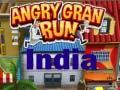 Ігра Angry Gran Run India