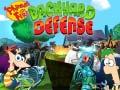 Ігра Phineas and Ferb: Backyard Defence