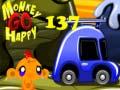 Hra Monkey Go Happy Stage 137
