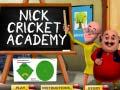 Spel Nick Cricket Academy
