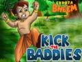 Spēle Chhota Bheem Kick the Baddies