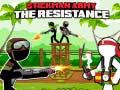 Spēle Stickman Army : The Resistance