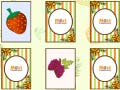 Ігра Fruits Memory