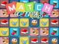 Jeu Match X-mas 2017