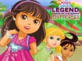 Jeu Dora and Friends Legend of the lost Horses