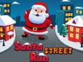 Игра Santa Street Run