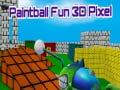 Игра Paintball Fun 3D Pixel