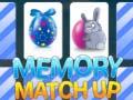 Игра Memory Match Up