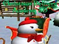 Игра Christmas Delivery Academy 3D