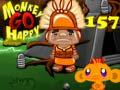 Игра Monkey Go Happy Stage 157