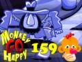 Игра Monkey Go Happy Stage 159