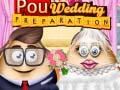 Игра Pou Wedding Preparation