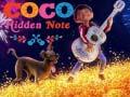 Игра Coco Hidden Note