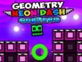 Игра Geometry Neon Dash subzero