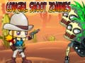 Игра Cowgirl Shoot Zombies