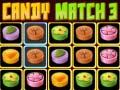 Mäng Candy Match 3