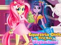 Mäng Equestria Girls First Day at School