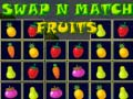 Игра Swap N Match Fruits