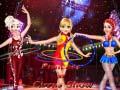 Igra Princess in Circus Show