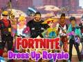 Mäng Fortnite Dress Up Royale