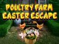 Игра Poultry Farm Easter Escape