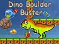 Игра Dino Boulder Buster
