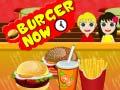 Permainan Burger Now