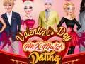 Игра Valentines Day Mix Match Dating