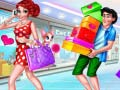 খেলা Valentine's Day Shopping