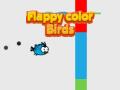 Permainan Flappy Color Birds