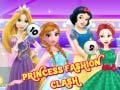 Игра Princesses Fashion Clash