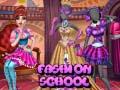 Permainan Fashion School