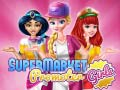 Игра Super Market Promoter Girls