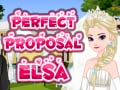 Permainan Perfect Proposal Elsa
