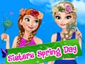 Игра Sisters Spring Day