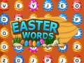 Игра Easter Words