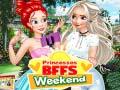 Игра Princesses BFFs Weekend