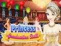 Игра Princess Graduation Ball