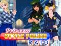 Permainan Princess Style Police Raid