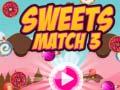 Игра Sweets Match 3