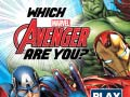 Which Avenger Are You קחשמ