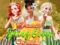 Princess Spring Green Wedding קחשמ