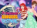 Princesses Singing Festival קחשמ